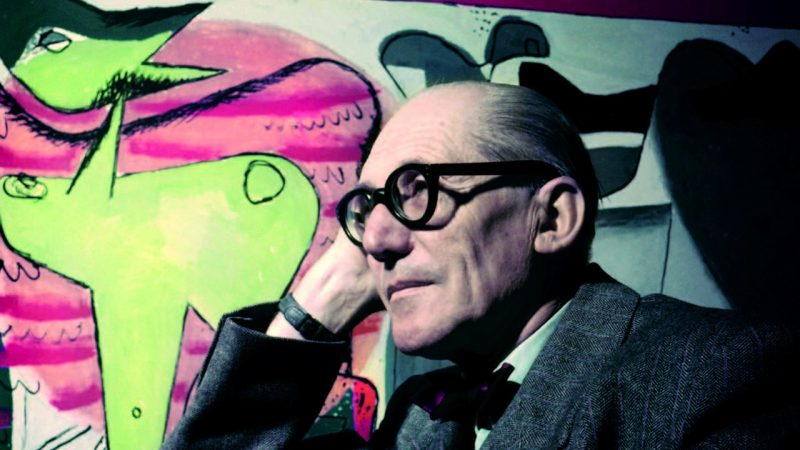 le corbusier biografia e caracter sticas de suas obras. Black Bedroom Furniture Sets. Home Design Ideas