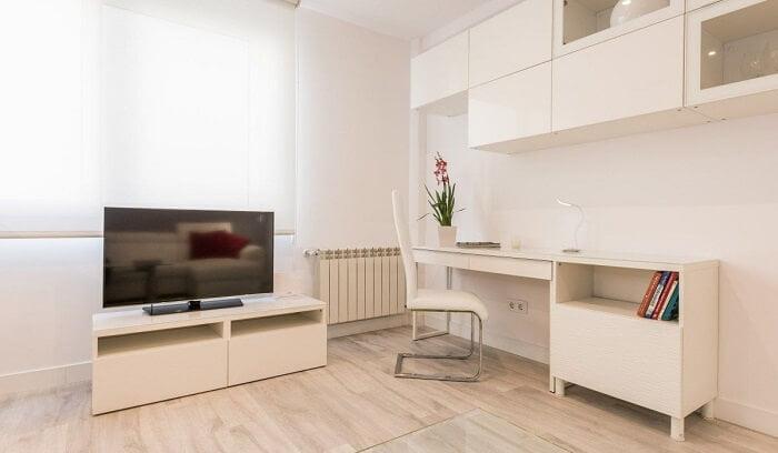 Decorar apartamento pequeno de maneira elegante